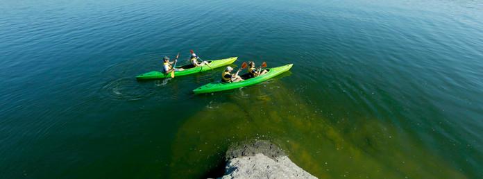 Couples Kayak