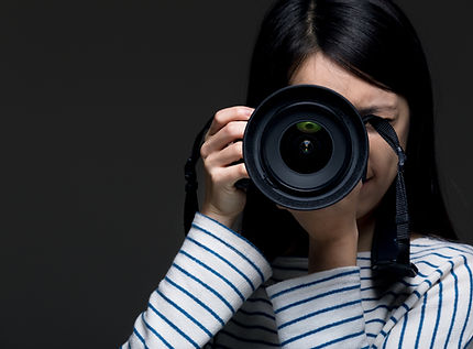 Fotógrafo feminino