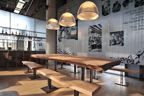 Industrial Loft Bar