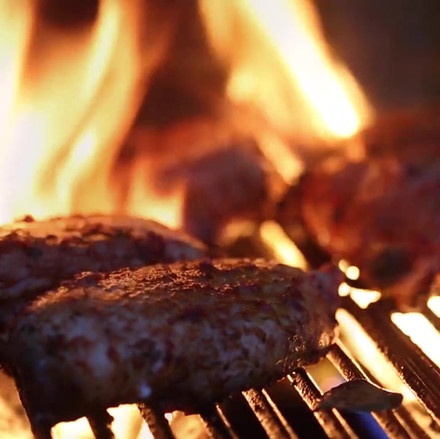 BBQ Flames