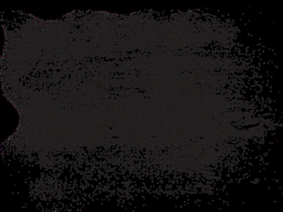 Salpicadura de pintura de puntos