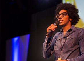 Dando um show nas apresentações e palestras online
