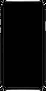 Phone Screen PNG