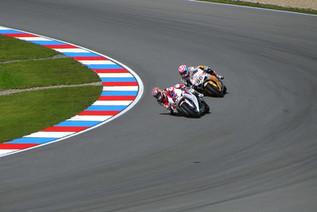 Motorradstrecke
