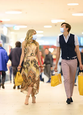 Shopping in Mall