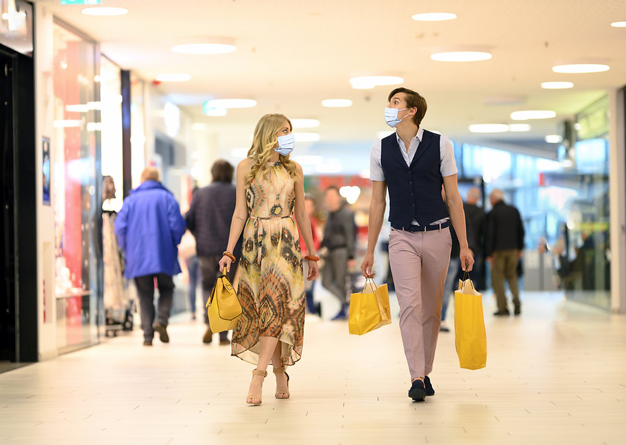 Compras en Mall