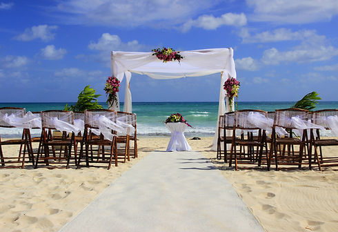 Beach Wedding