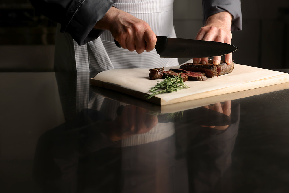 how to cut meat to make it tender