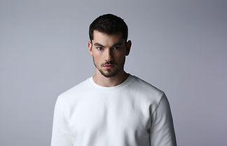 Man in White Shirt