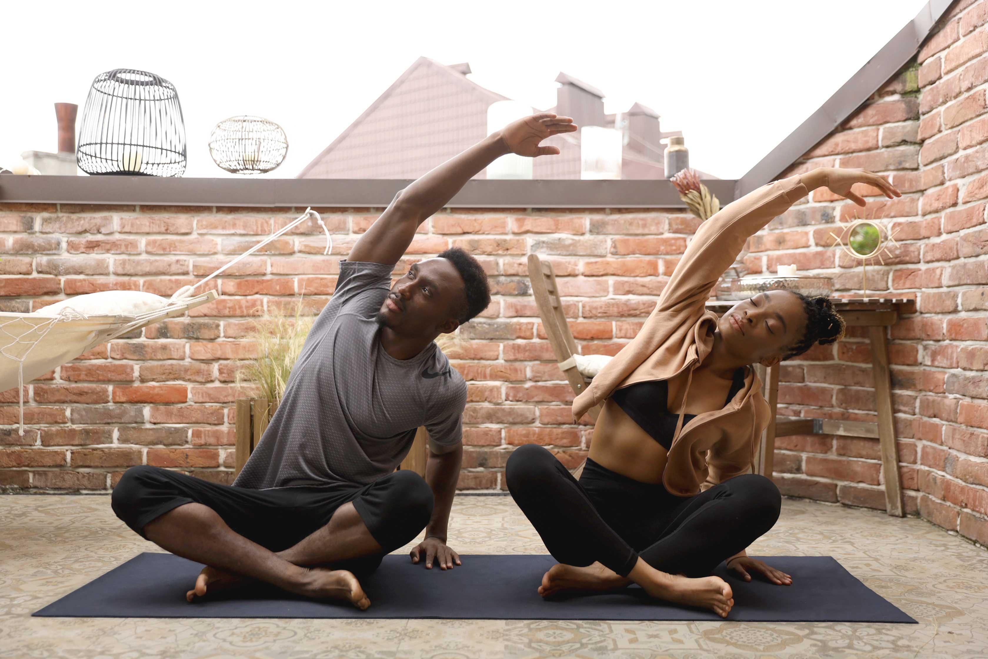 Sunday Gentle Yoga