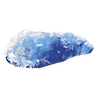 Blue Crystal Rock