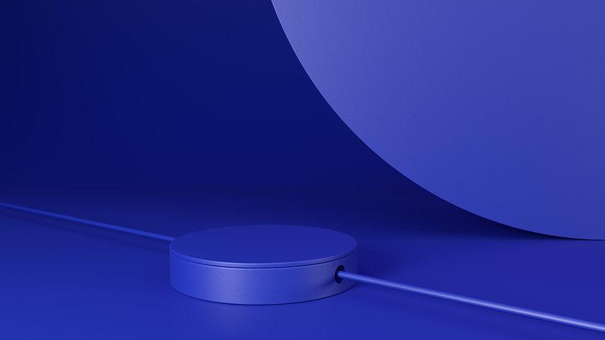 3D Blueオブジェクト