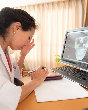 Röntgenbilder überprüfen