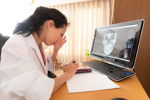 Checking X-Rays
