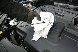 Olie til bilen