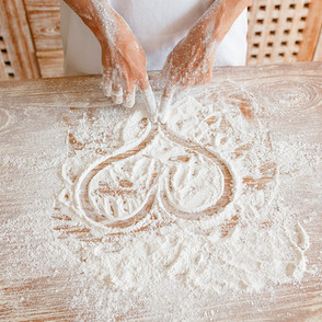 WHITE FLOUR AND FIBRE: A NEW STRATEGY?