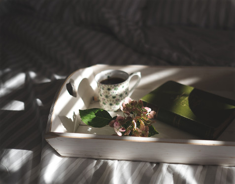 Café en la cama