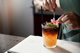 Decorating Cocktail