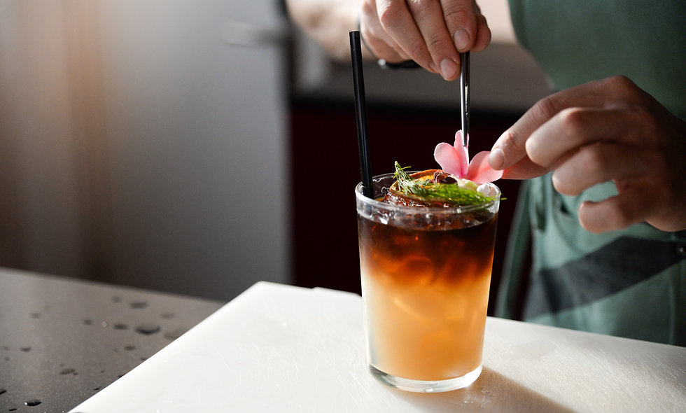 Virtual Mixology - Outside of Texas (NO SPIRIT INCLUDED))