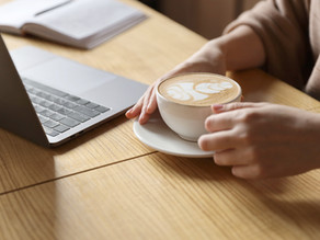 How to rocket your sales whilst drinking a cup of coffee.