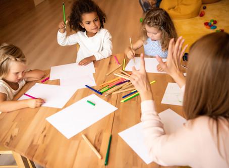 A importância da Educação Infantil na vida da criança