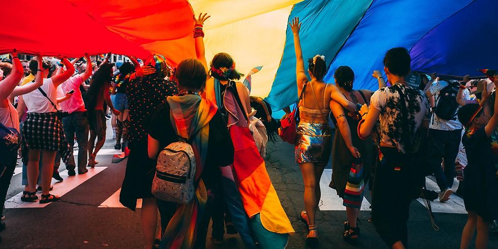 LODA Artwalk celebrates PRIDE