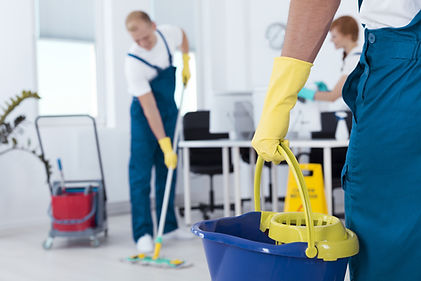 Mopping the Floors
