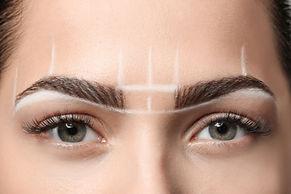 Microblading, Microshading, Eyebrow tattoo, tattooed eyebrows, Cosmetic Tattoos