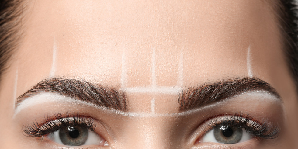 Eyebrow Shaping & The Master Formula
