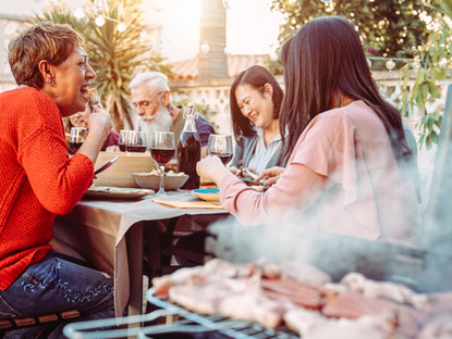 More Americans Are Meeting With Friends and Family in Person