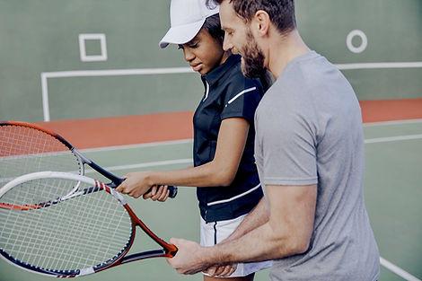 Tennisunterricht