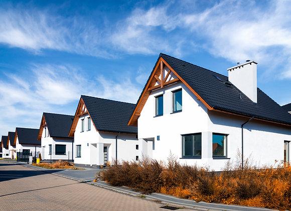 Коттеджный поселок | финансовая модель бизнес плана