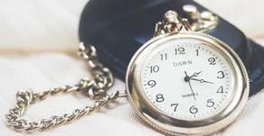 あなたは有限であるあなたの時間を大切にしていますか?