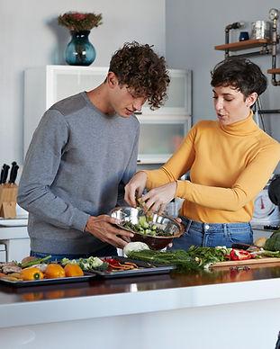 Clase de cocina online