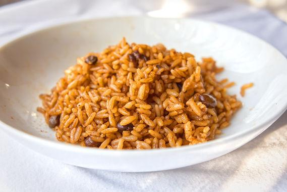 3-Bean & Rice Salad