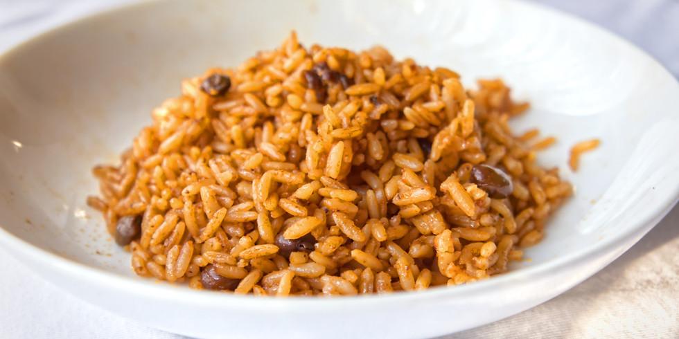 Black Bean, Corn and Rice Casserole