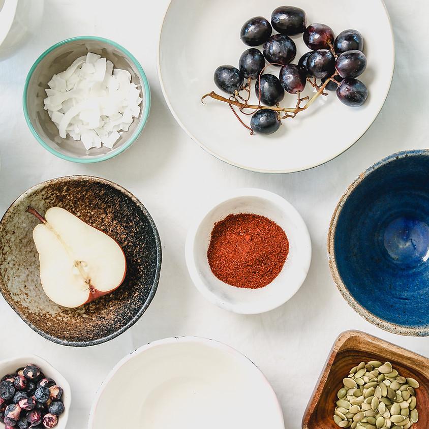 Super Foods for Super Immunity ~ 11 AM
