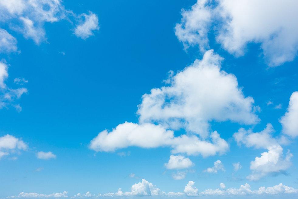 青空 空 雲 背景 背景素材