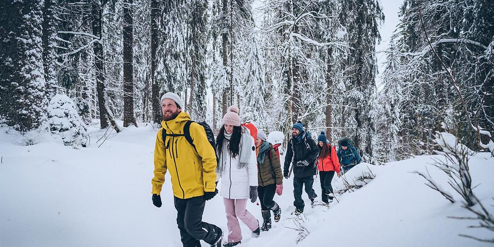 Embracing Winter Mini Series