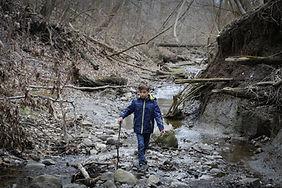 Une promenade dans la nature