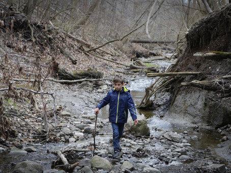 Looking to keep kids close to nature this winter