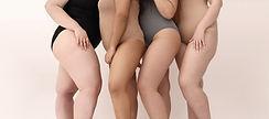 Kvinnor i bodysuit