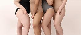 Frauen im Bodysuit