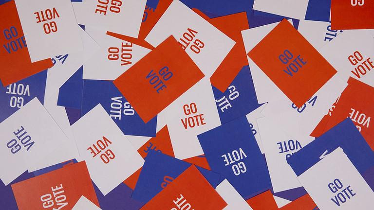 Election Day - GO VOTE!