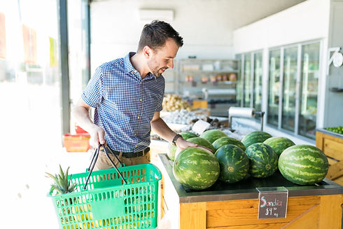 Picking Out Watermelons
