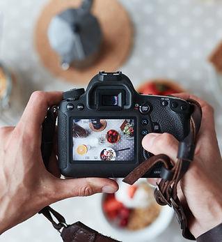 Lebensmittelfotos