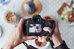 Sesión de Fotografía Gastronómica