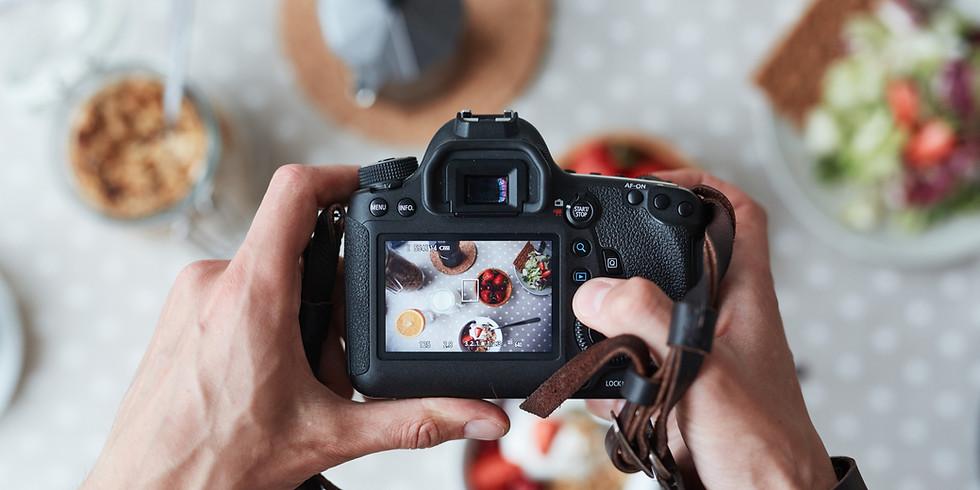 Online-Workshop Fototechnik und Bildbearbeitung I