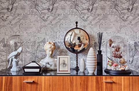 Design Möbel mit exklusiven Accessoires
