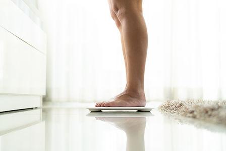 Vérification du poids